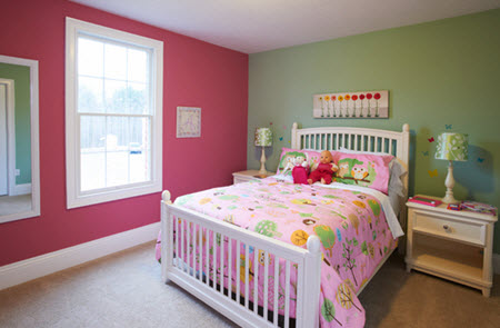 Decorating Your Kids Bedroom on a Budget