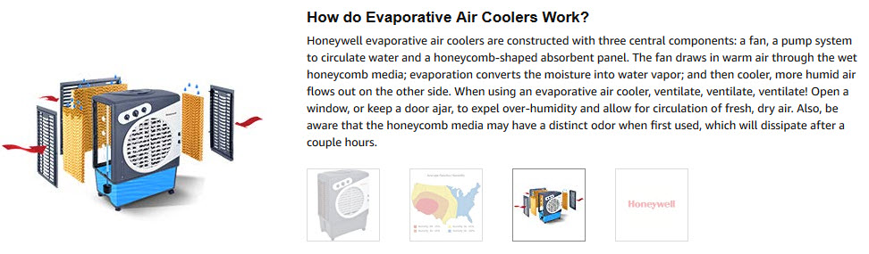 How do Evaporative Air Coolers Work?