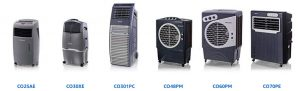 evaporative air coolers by honeywell