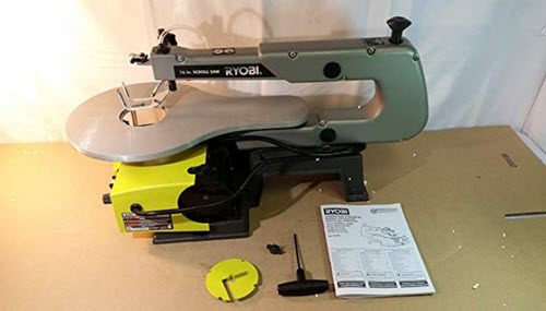 Ryobi Scroll Saw Review