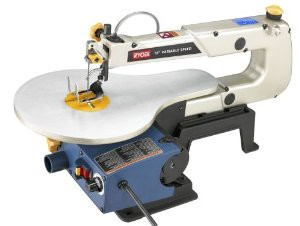 16-Inch Variable Speed Scroll Saw Review