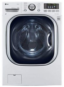 LG WM3997HWA Capacity Steam Washer